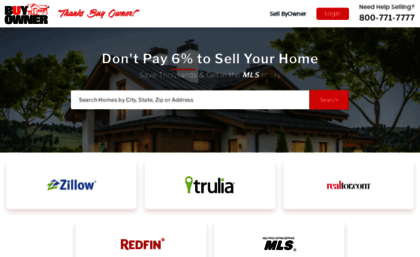 Buyowner Com Website For Sale By Owner Homes Huge List Of Fsbo