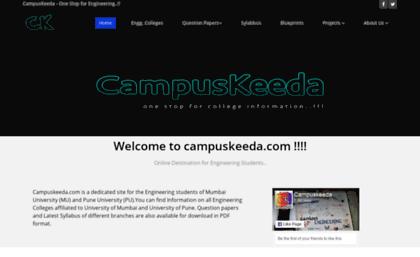 Campuskeeda website home campuskeeda mumbai university campuskeeda malvernweather Images