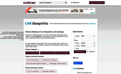 Carblueprintsfo website car blueprints welcome to car blueprints carblueprintsfo malvernweather Choice Image