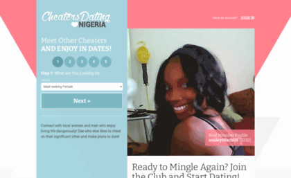 Online mobile dating site in nigeria