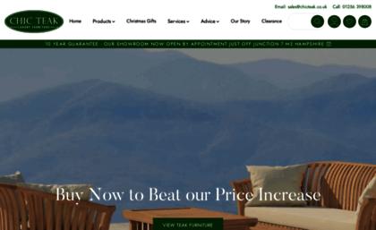 chicteakcouk chic teak furniture22 chic