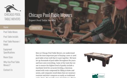 Chicagopooltablemovers.com