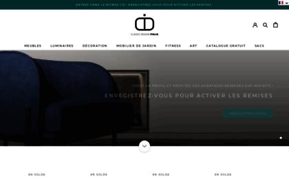 Classic Design Italia.Classicdesignitalia Com Website Boutique En Ligne Classic