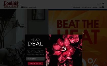 Conlins Com Website Conlin S Furniture Montana North Dakota