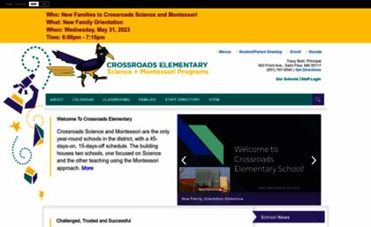 Spps Calendar.Crossroads Spps Org Website Crossroads Elementary Science
