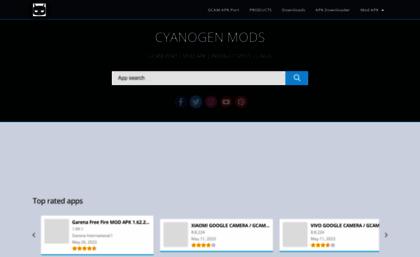 Cyanogenmods org website  LineageOS | Custom ROM | Apk