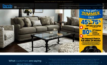Darvin Com Website Darvin Furniture Orland Park Chicago Il