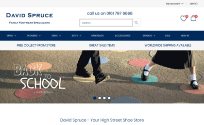 davidspruce.co.uk