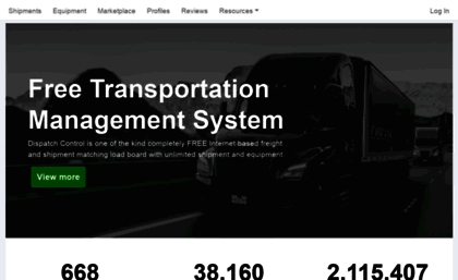 Dcontrol com website  Fleet management software, trucking dispatch