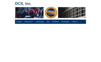 Dcs911 com website  Public Safety Software, Law Enforcement