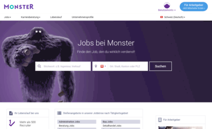 deutsch.monster.ch