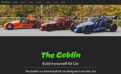 Df Kit Car >> Dfkitcar Com Website Df Kit Car Modern Mid Engine Kit Cars