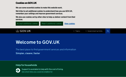 direct.gov.uk