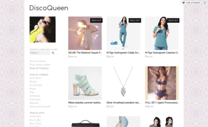 4cc987eeba8ab Discoqueen.storenvy.com website. Buy directly from the world s most ...