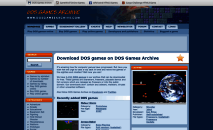 Where to download free dos games youtube.
