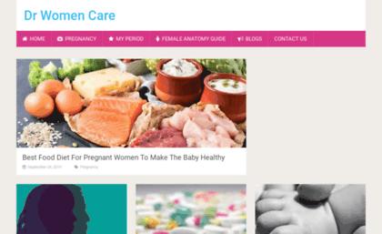 Drwomencare com website  Dr Women Care -