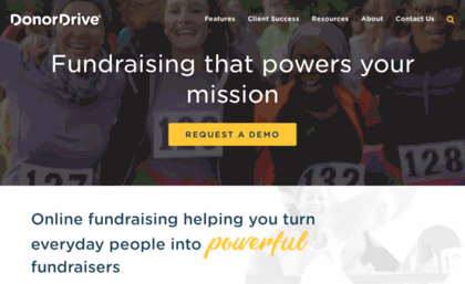 Dsala donordrive com website  Your mission is our mission® - DonorDrive
