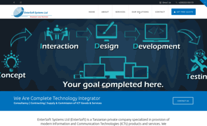 entersoft.co.tz