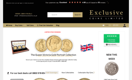 exclusivecoins.co.uk
