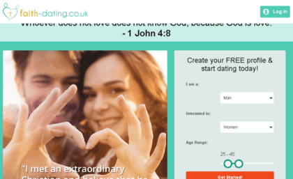 faith dating website