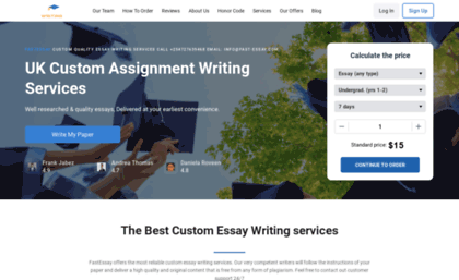 quick essay writer