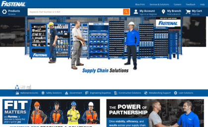 04afbbd1a223 Fastenal.com website. Fastenal – Industrial Supplies, OEM Fasteners ...