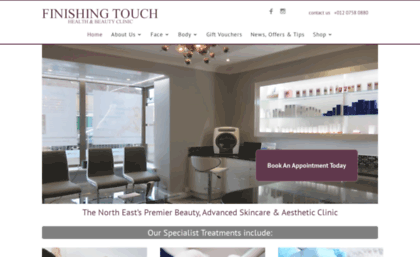 finishingtouchclinic.co.uk