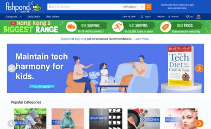 Fishpond Com Hk Website Fishpond Com Hk Shop Online With Free