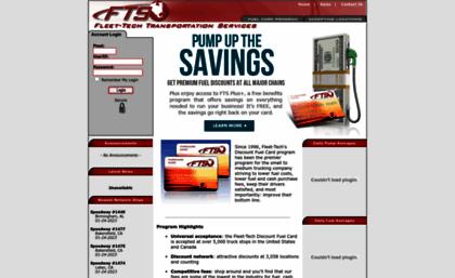 fts fleet-tech transportation services