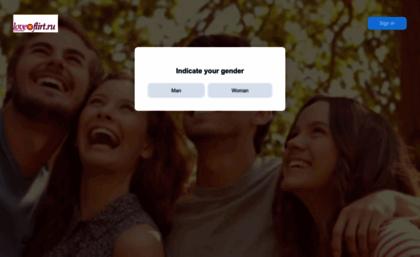 знакомства flirt на mail ru