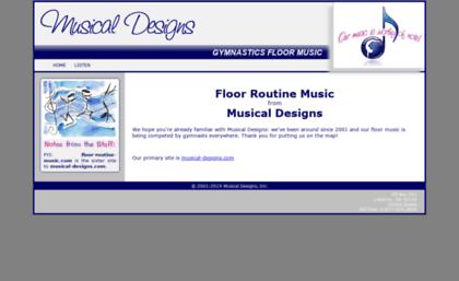 Floor Routine Music Com Website Floor Routine Music