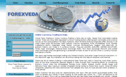 forextradinginindia.in