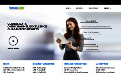 Frescodata com website  Buy Business Email Lists | Buy