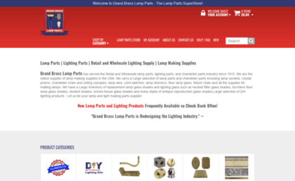 Gblp website lamp parts lighting parts chandelier parts gblp aloadofball Image collections