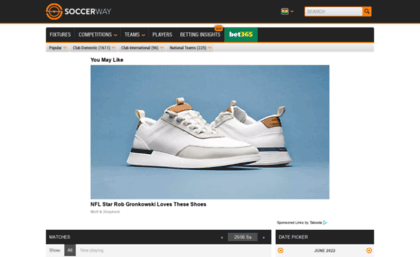 Gh soccerway com website  Live scores, results, fixtures, tables