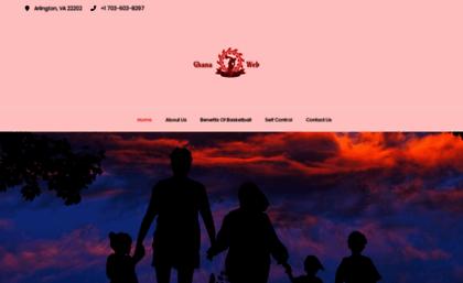 Ghana Web Net Website Best Web Design Company In Accra Ghana