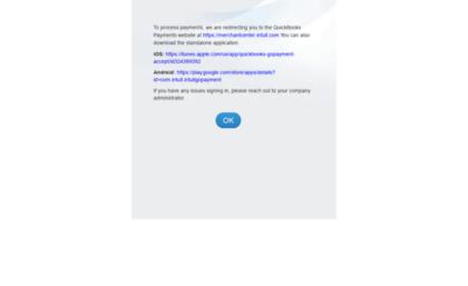 Gopayment intuit com website