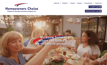 Hcpci Com Website Homeowners Choice Property Casualty Insurance