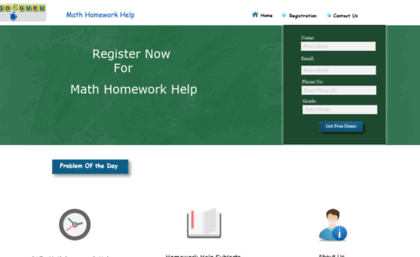 Homework help math websites