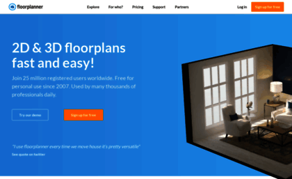Website floorplanner for Www floorplanner