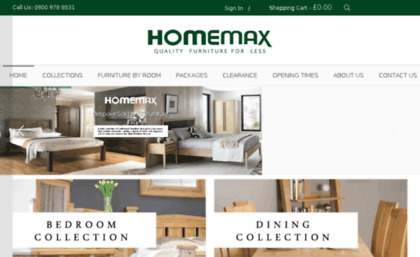 Website Home Max Furniture Quality Furniture For Less