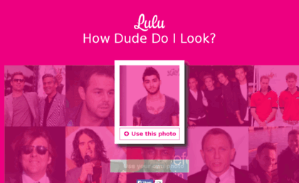 Lulu dating flirting