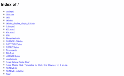 I-i mobi website  403 - FORBIDDEN