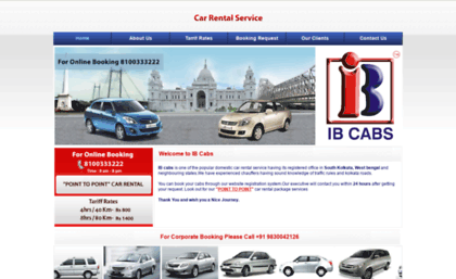 Ibcabs Com Website Know About Popular Luxury Car Hire And Car