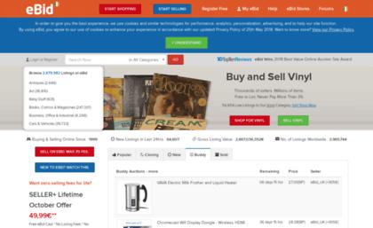 Ie ebid net website  EBid Online Auction and Fixed Price