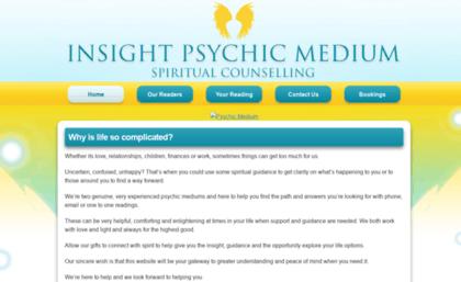 Spiritual websites uk