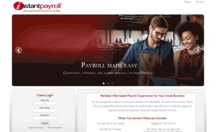 www instantpayroll com
