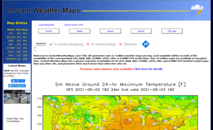 Instantweathermaps.com website. Instant Weather Maps. on geologic map, pressure map, wind map, temperature map, precipitation map, city map, biome map, global warming map, traffic map, messenger map, ohio river valley map, storm map, flight map, monsoon map, history map, live wallpaper map, forecast map, climate map, land use map, drought map,
