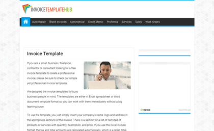 invoicetemplatehub website. invoice template., Invoice examples