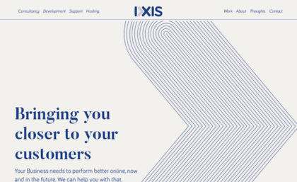 ixis.co.uk